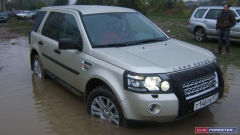 Тест Forester vs Freelander 2