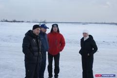 Встреча на льду 23 марта 2013г. Санкт-Петербург
