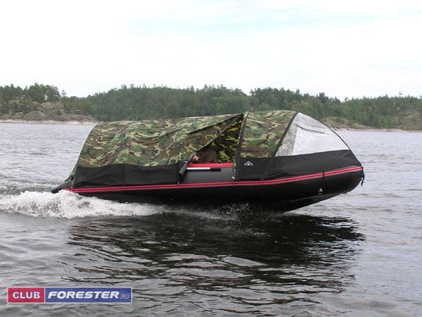 тенты на лодку пвх 470